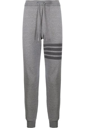 Thom Browne Striped cotton sweatpants