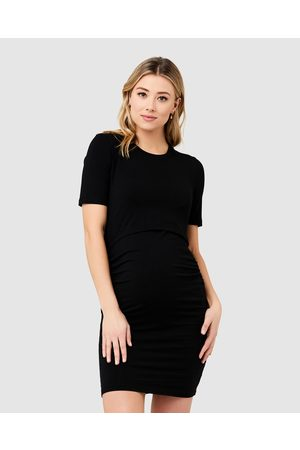Ripe Maternity Organic Nursing Dress - Bodycon Dresses Organic Nursing Dress