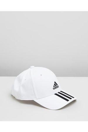 adidas 3 Stripes Twill Cap - Headwear ( & ) 3-Stripes Twill Cap