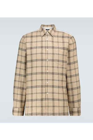 RAF SIMONS Straight-fit Arrival shirt