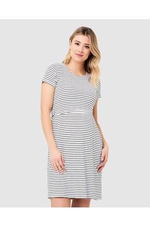 Ripe Maternity Shelly Summer Nursing Dress - Dresses ( / ) Shelly Summer Nursing Dress
