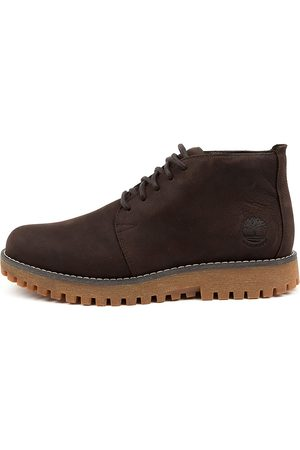 Timberland Jacksons Landing Tm Dark Boots Mens Shoes Casual Ankle Boots