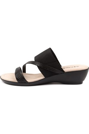 SUPERSOFT Paralee Su Sandals Womens Shoes Casual Heeled Sandals