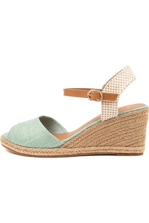 I LOVE BILLY Ferdie Il Sage Sandals Womens Shoes Casual Heeled Sandals