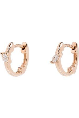 Dana Rebecca Designs 14K rose gold Alexa Jordyn diamond earrings