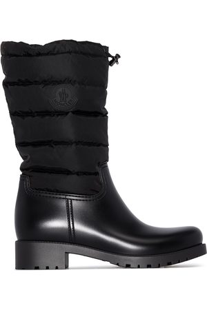 Moncler Women Boots - Ginette padded boots