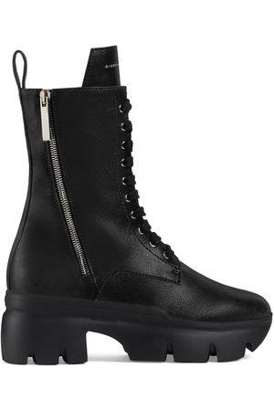 Giuseppe Zanotti Apocalypse platform combat boots