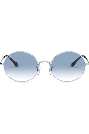 Ray-Ban Round-frame gradient sunglasses