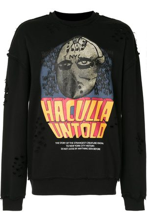 HACULLA Graphic print cotton sweatshirt