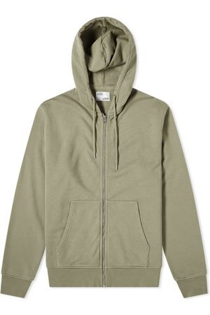 Colorful Standard Men Hoodies - Classic Organic Zip Hoody