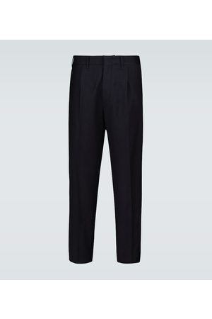 THE GIGI Tonga+Z wool pants