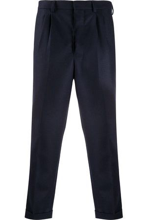 Ami Cropped tapered trousers