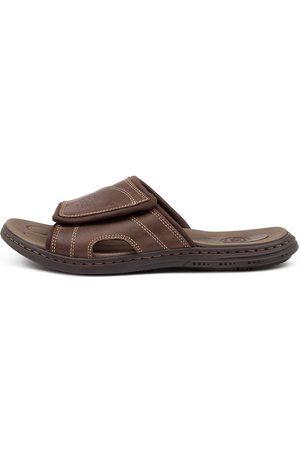 Colorado Denim Men Sandals - Duke Cf Dk Sandals Mens Shoes Casual Sandals Flat Sandals