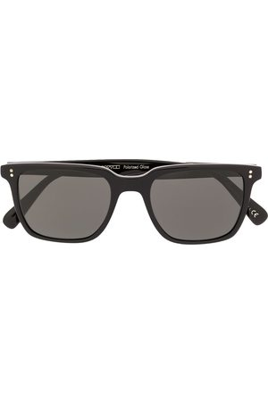 Oliver Peoples Lachman Sun square-frame sunglasses