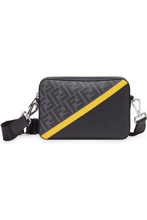 Fendi Medium Camera Case monogram-print bag