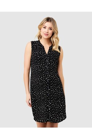 Ripe Maternity Felicity Shirt Dress - Dresses ( / ) Felicity Shirt Dress