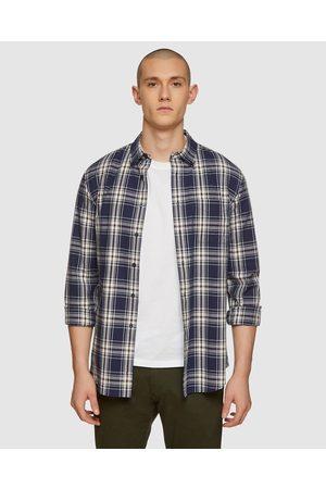 Oxford Men Casual - Uxbridge Checked Shirt - Casual shirts Uxbridge Checked Shirt