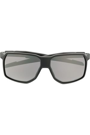 Oakley Silver matte sunglasses