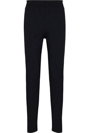 Z Zegna Men Joggers - Side-stripe track pants