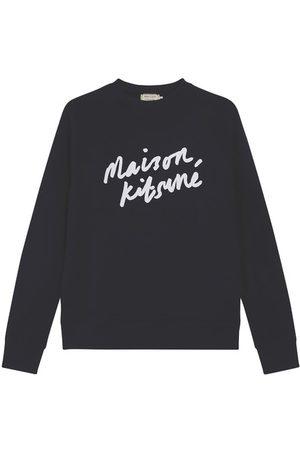 Maison Kitsuné Handwriting sweatshirt