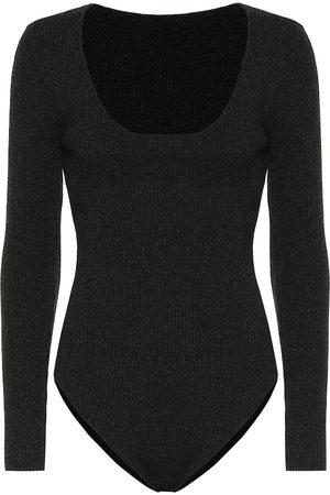Jacquemus Le Body Adour ribbed-knit bodysuit