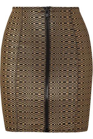 Lisa Marie Fernandez Knee length skirts