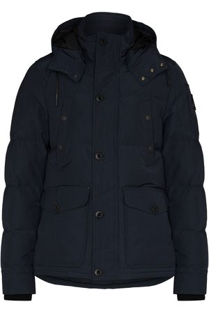 Moose Knuckles Shippagan Hooded Down Padded Jacket