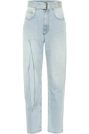 Maison Margiela High-rise carrot jeans