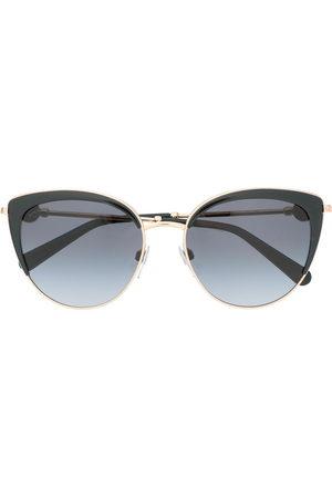 Bvlgari Cat-eye tinted sunglasses
