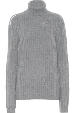 Maison Margiela Turtleneck wool sweater