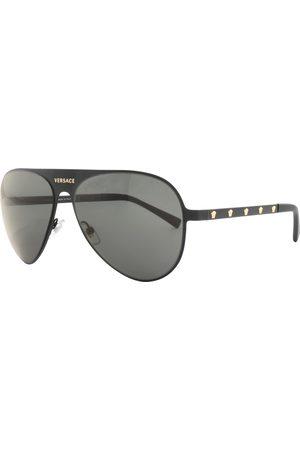 VERSACE Men Sunglasses - Versace Medusina Pilot Sunglasses