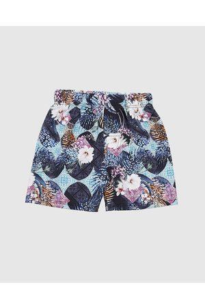 Aqua Blu Eros Lycra Boardshorts Babies - Swimwear (Eros) Eros Lycra Boardshorts - Babies
