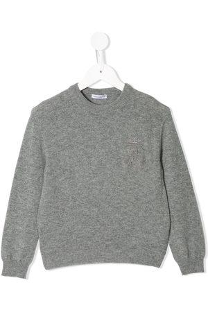 Dolce & Gabbana Embroidered logo sweatshirt