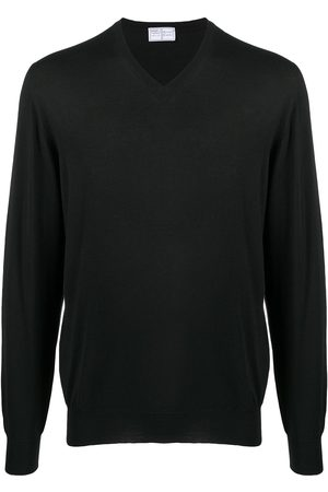 FEDELI V-neck sweater