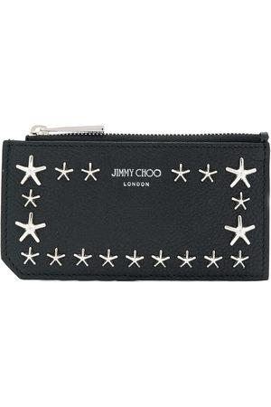 Jimmy Choo Men Wallets - Star studded cardholder