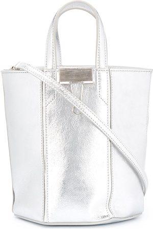 OFF-WHITE Women Shoulder Bags - Laminate Allen bucket bag