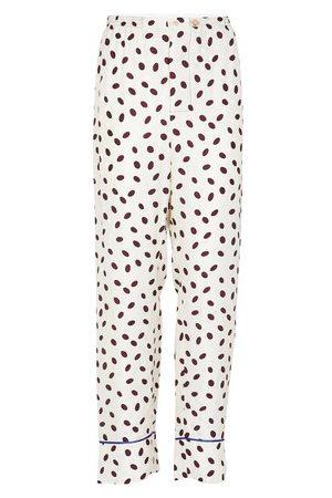 Marni Polka-dot trousers