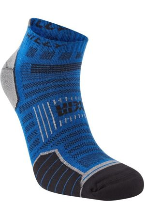Hilly Twin Skin Socklet - Anti-Blister Running Socks