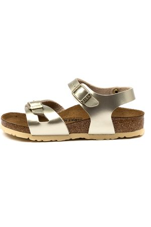 Birkenstock Rio Kids Tot Bk Sandals Girls Shoes Casual Sandals Flat Sandals