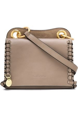 See by Chloé Women Tote Bags - Leather stitch bag