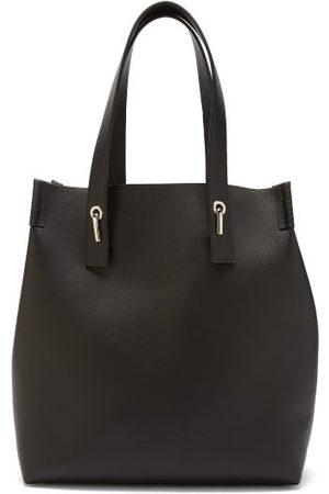 adidas Hook Grained-leather Tote Bag - Mens