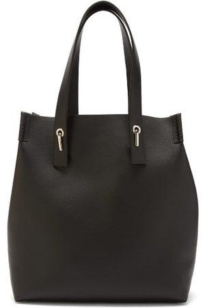 BONASTRE Hook Grained-leather Tote Bag - Mens