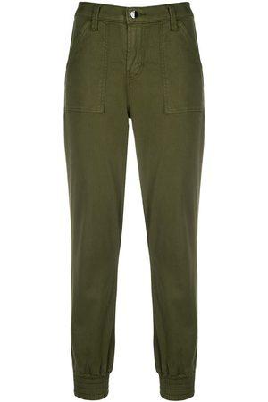 J Brand Women Formal Pants - Zeal cuffed trousers