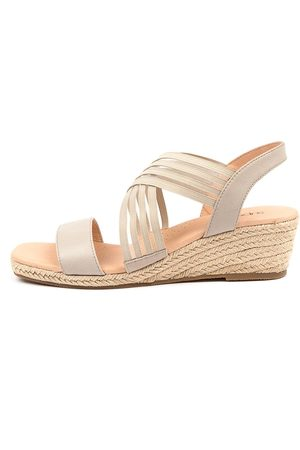 SUPERSOFT Zola Su Misty Sandals Womens Shoes Dress Heeled Sandals