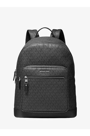 Michael Kors MK Hudson Logo Backpack - - Michael Kors