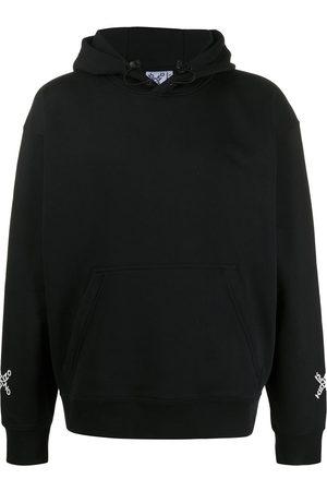 Kenzo Men Hoodies - Logo-print hoodie