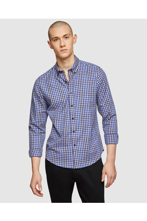 Oxford Uxbridge Checked Shirt - Casual shirts Uxbridge Checked Shirt