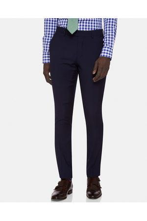 Oxford Travel Auden Wool Suit Trousers - Pants Travel Auden Wool Suit Trousers