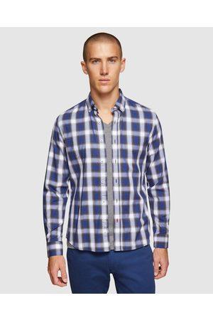 Oxford Stratton Checked Shirt - Casual shirts Stratton Checked Shirt