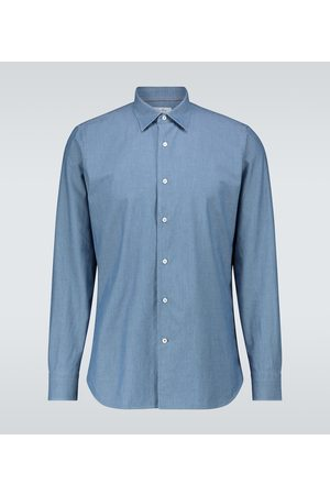 Loro Piana Arthur Preston denim shirt